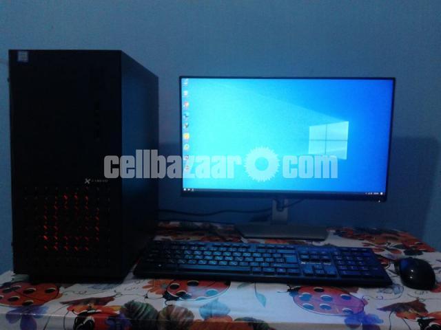 "Core i5 8TH Gen with Dell 23"" Monitor - 1/5"