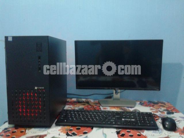 "Core i5 8TH Gen with Dell 23"" Monitor - 2/5"