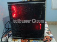 """Core i5 8TH Gen with Dell 23"""" Monitor - Image 4/5"""