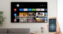 SONY BRAVIA 65 inch X8000H 4K ANDROID VOICE CONTROL TV