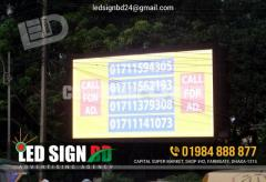 P6 LED Display Panel Display P6 Outdoor Full Color LED Display SMD