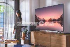 SAMSUNG 55 inch Q65T QLED 4K VOICE CONTROL TV