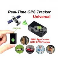 GPS Tracker MMS Locator Photo Video Taking Mini Device with Video Transmit Camera GF08