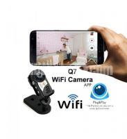 Spy Camera Q7 Mini Night Vision Wifi IP Camera