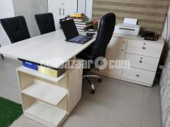 MD Table L Shape
