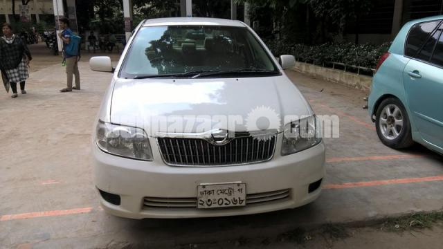 X Corolla 2004 New Shape - 1/8