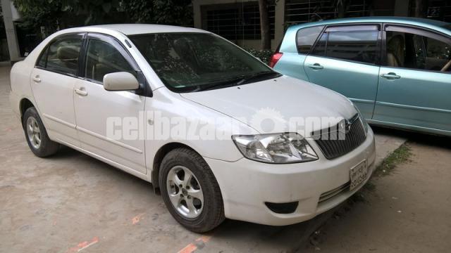 X Corolla 2004 New Shape - 3/8