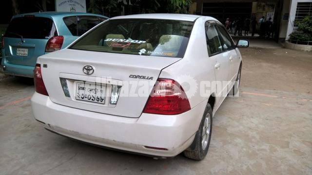X Corolla 2004 New Shape - 4/8