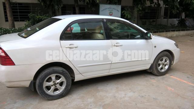 X Corolla 2004 New Shape - 5/8