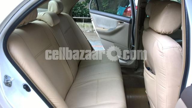 X Corolla 2004 New Shape - 7/8