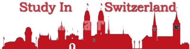 Study In SWITZERLAND - 1/1