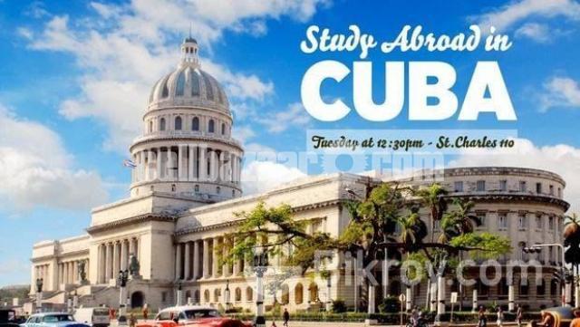 Study in Cuba - 1/1