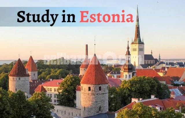 Study In Estonia - 1/1