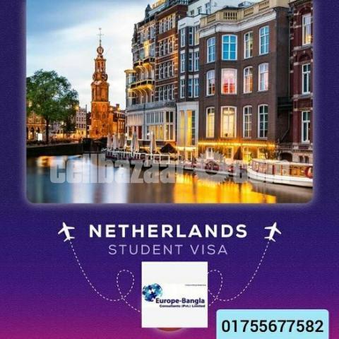 Study In Netherland - 1/1