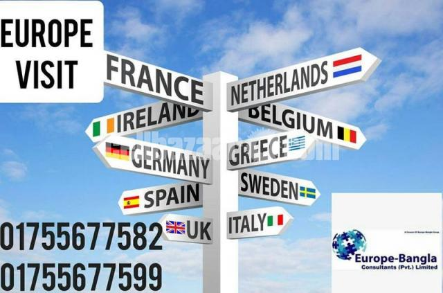Europe Visit Visa - 1/1