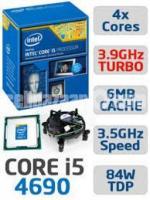 Full Gaming Pc i5 4690+16GB ram