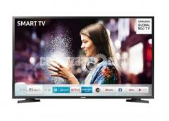 "Samsung 32"" UA32T4400ARSFS Smart HD TV - Black"