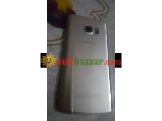 Galaxy S7 blue - 1/4