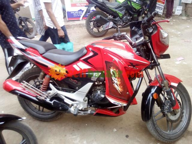 Hero Honda CBZ XTREME - 1/5
