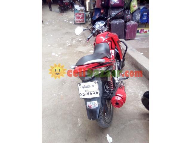 Hero Honda CBZ XTREME - 4/5