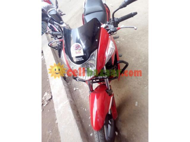 Hero Honda CBZ XTREME - 5/5
