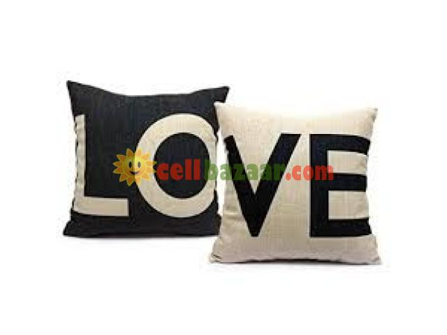 Pillow Cover - 1/2