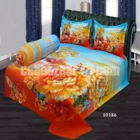 King Size Bedsheet - 2/10