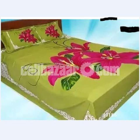 King Size Bedsheet - 3/10