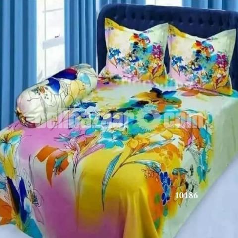 King Size Bedsheet - 6/10