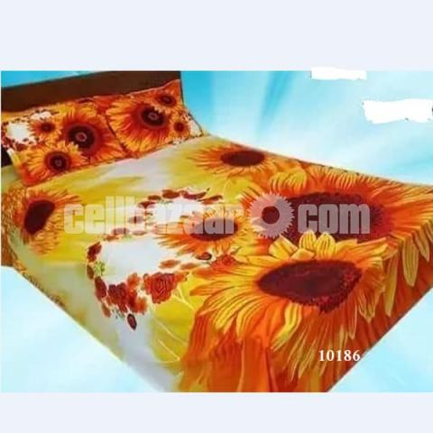 King Size Bedsheet - 10/10