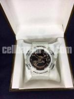 Casio G-Shock with Dual time Watch