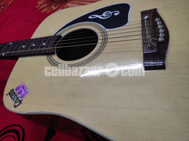 GIVSON 6 String Accoustic Spanish Guitar (R-Hole) - 2/8