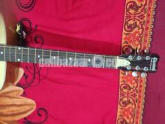 GIVSON 6 String Accoustic Spanish Guitar (R-Hole) - Image 3/8