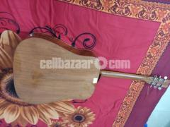 GIVSON 6 String Accoustic Spanish Guitar (R-Hole) - Image 4/8