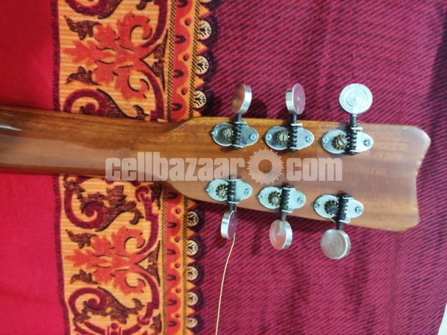 GIVSON 6 String Accoustic Spanish Guitar (R-Hole) - 5/8