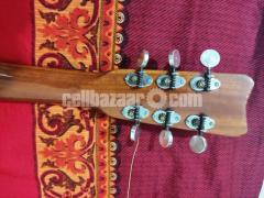 GIVSON 6 String Accoustic Spanish Guitar (R-Hole) - Image 5/8