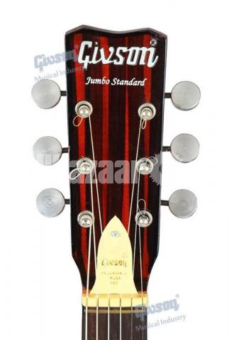 GIVSON 6 String Accoustic Spanish Guitar (R-Hole) - 8/8