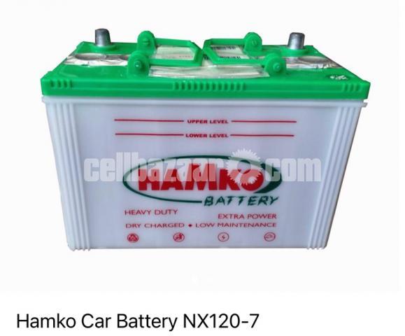Hamko Battery car NX120/7 - 2/3