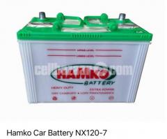 Hamko Battery car NX120/7