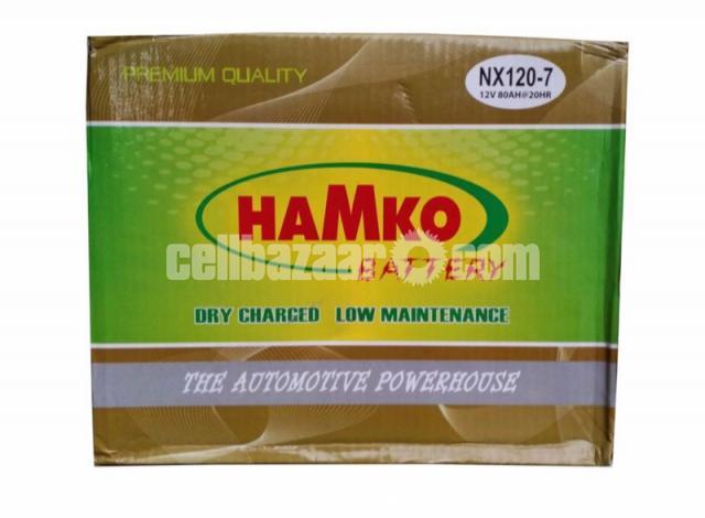 Hamko Battery car NX120/7 - 3/3