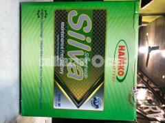 Hamko Silva Car Battery Maintenance Free