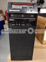 Lenovo E73 4th Gen Core i3 Brand Pc
