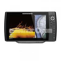 Humminbird Marine HELIX 12 CHIRP MEGA DI Fishfinder_GPS Combo G3N - Display