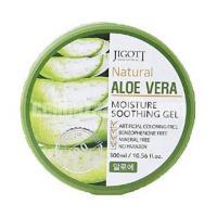 JIGOTT Natural Aloe Vera Moisture Soothing Gel