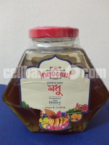 Innocent Sundarbans Wild Honey 500gm - 1/2