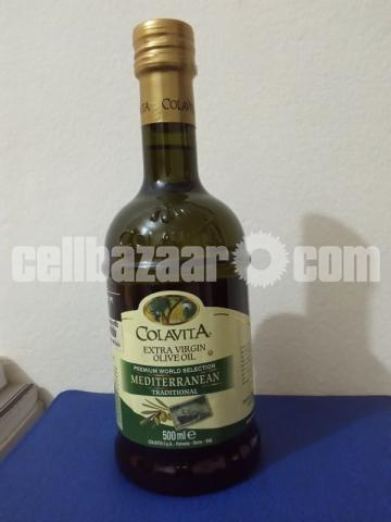 Colavita Extra Virgin Olive Oil 500ml - 1/2