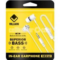 Villaon Earphones VE212