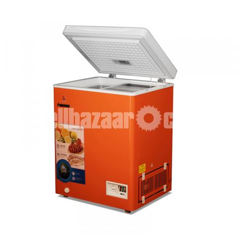 ATASHII CHEST FREEZER | NFA-100NI-GOR - 1/2