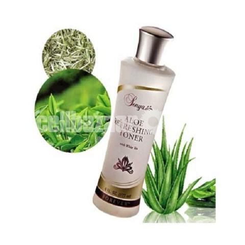 Sonya Aloe Refreshing Toner - 1/2