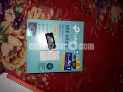 Tp link 300 mbps usb wifi adapter